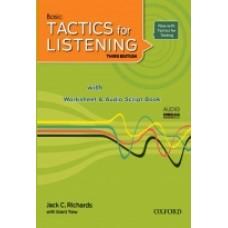 Tactics for Listening Third Edition Basic +CD