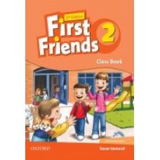First Friends 2 (2nd) SB+WB+Maths book+CD