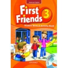 First Friends 3  (Student Book & Activity Book)