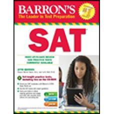 Barrons SAT 27th+CD
